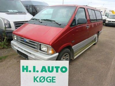 brugt Ford Aerostar 4,0 aut. Van