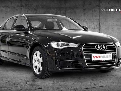 brugt Audi A6 2,0 TFSI S Tronic 252HK 7g Aut.