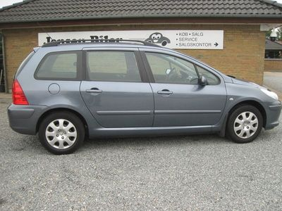 used Peugeot 307 1,6 XR stc.