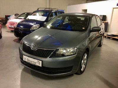 begagnad Skoda Rapid 1,6 TDi 105 Ambition GreenTec