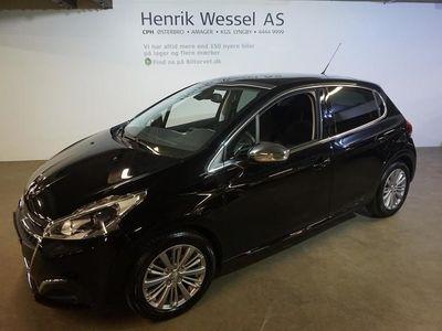 brugt Peugeot 208 1,6 BlueHDi Allure 100HK 5d A++