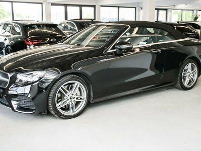 gebraucht Mercedes E400 0 Cabriolet aut. 4-M