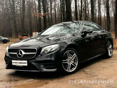 gebraucht Mercedes E200 0 Coupé aut. 4-M