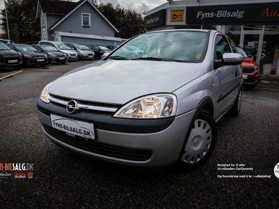 brugt Opel Corsa 1,2 16V Comfort