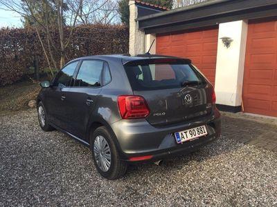 brugt VW Polo 1,2 TSI 90 hk BMT 5 dørs
