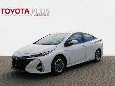 brugt Toyota Prius 1,8 Plug-in H4 122HK 5d Aut.
