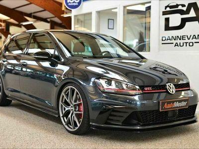 brugt VW Golf VII GTi Clubsport DSG