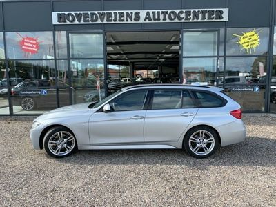 used BMW 320 d 2,0 Touring M-Sport aut.