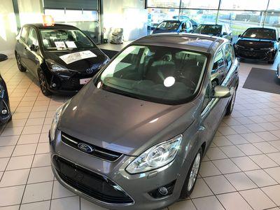 brugt Ford C-MAX 1,0 EcoBoost Titanium 100HK 6g