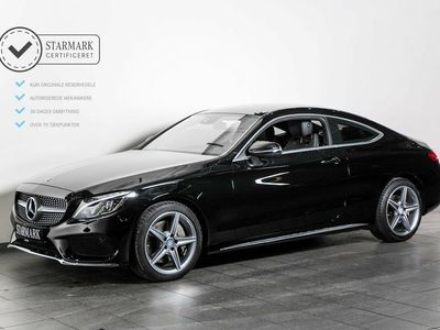 used Mercedes C300 2,0 Coupé aut.