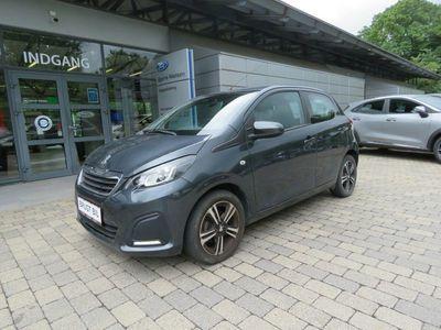 brugt Peugeot 108 1,2 VTi 82 Active