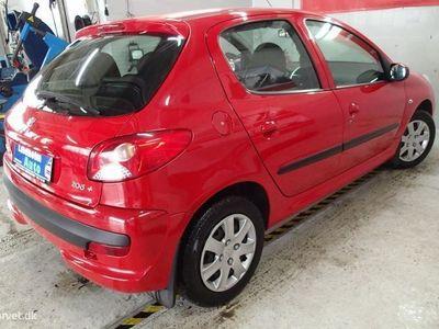 brugt Peugeot 206+ 1,4 Comfort 75HK 5d