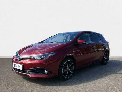 brugt Toyota Auris 1,8 Hybrid Spirit 136HK 5d Aut.