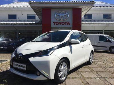 used Toyota Aygo 1,0 VVT-I X-Wave 69HK 5d