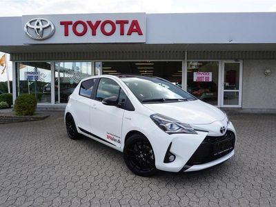 brugt Toyota Yaris 1,5 Hybrid H3 GR Sport 100HK 5d