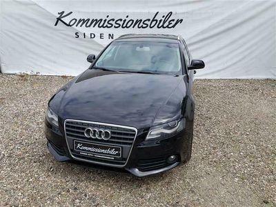 brugt Audi A4 Avant 2,0 TDI DPF 120HK Stc 6g