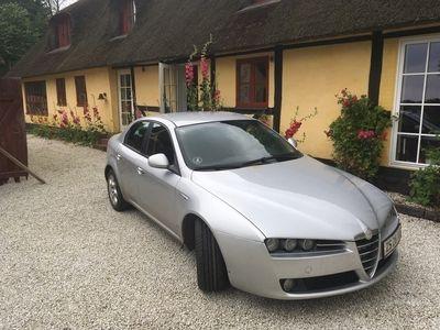käytetty Alfa Romeo 159 1.9 150 HK
