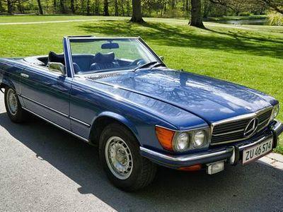 brugt Mercedes SL450 4,5