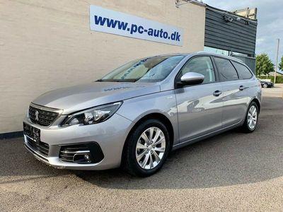 brugt Peugeot 308 1,2 PT 130 Style SW