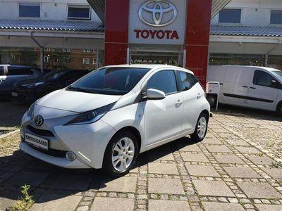 gebraucht Toyota Aygo 1,0 VVT-I X-Pure 69HK 5d