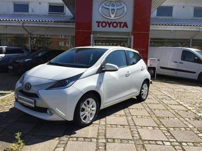 begagnad Toyota Aygo 1,0 VVT-I X-Pure 69HK 5d