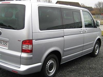 brugt VW Multivan 2,5 TDi 174 Comfortline 10prs