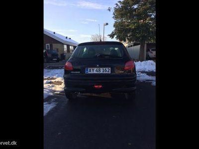 brugt Peugeot 206 1,6 S16 110HK 3d