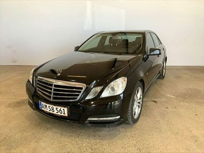 usado Mercedes E200 CDi Avantgarde aut. BE