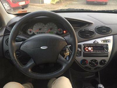 brugt Ford Focus 1,6 5-DØRS