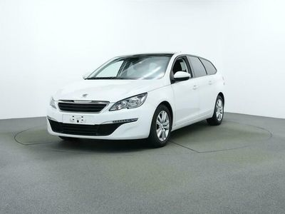 brugt Peugeot 308 SW 1,6 BlueHDi Active 120HK Stc A++