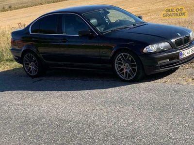 brugt BMW 323 e46 i