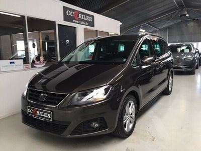 brugt Seat Alhambra 2,0 TDi 150 Style DSG