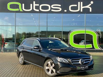 brugt Mercedes E220 2,0 Business stc. aut.