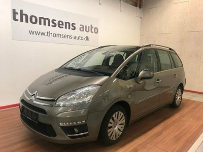 brugt Citroën Grand C4 Picasso 2,0 HDi 163 Exclusive aut.