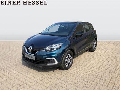 gebraucht Renault Captur 0,9 Energy TCe Zen 90HK 5d