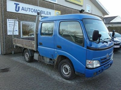 brugt Toyota Dyna 100 3,0 D-4D Db.Kab m/trælad