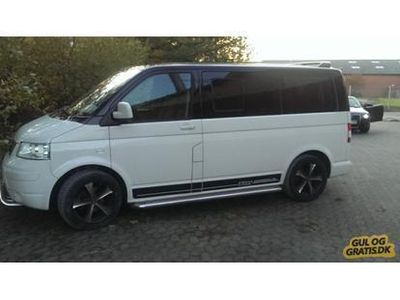 brugt VW Multivan 2,5
