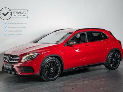 gebraucht Mercedes GLA220 d 2,2 aut. 4-M