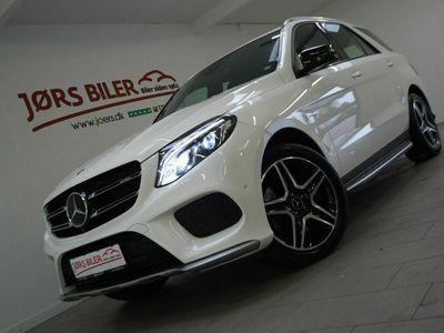 brugt Mercedes GLE43 AMG 3,0 AMG aut. 4-M