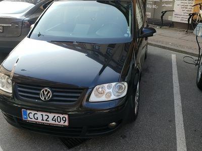 brugt VW Touran 2.0 140 HK Trendline
