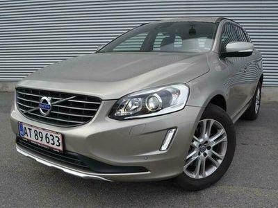 brugt Volvo XC60 2,0 D4 Momentum 181HK 5d 8g Aut.