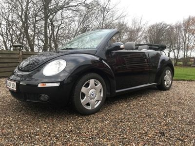 brugt VW Beetle 1,6 102HK Cabr.
