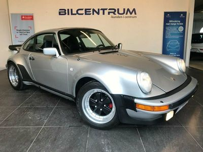 brugt Porsche 911 Turbo