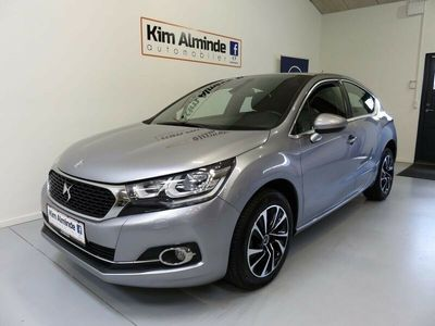 brugt DS Automobiles DS4 1,6 BlueHDi 120 Style Business