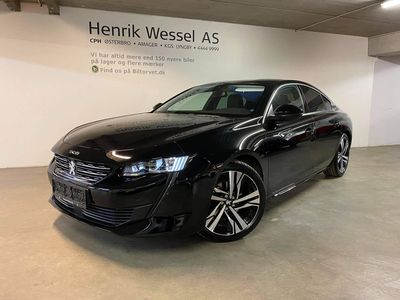 brugt Peugeot 508 1,5 BlueHDi Allure Pack EAT8 start/stop 130HK 8g Aut. A