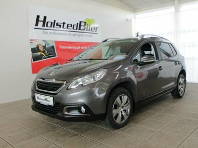 brugt Peugeot 2008 1,4 HDi 68 Motion+