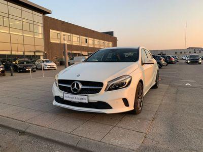 brugt Mercedes A200 d 2,1 CDI Edition 7G-DCT 136HK 5d 7g Aut.