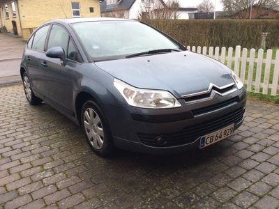 brugt Citroën C4 1,6 I 16V