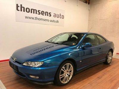 used Peugeot 406 Coupe 2,0