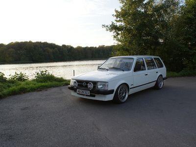 brugt Opel Kadett 1983